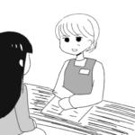 発達障害4コマ漫画49